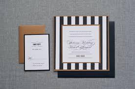 black and white striped wedding invitations black white and gold wedding invitations sunshinebizsolutions