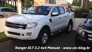 ranger xlt 3 2 diesel 5x4 manual www car blog br youtube