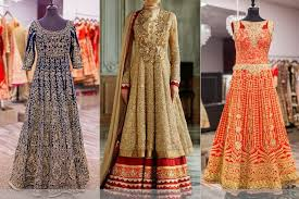 wedding wear dresses 5 amazing indian bridal dresses you must try this season