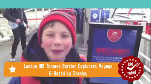 thames barrier rib voyage london rib voyages thames barrier explorers voyage k rated by