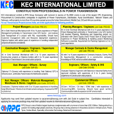electrical engineering jobs in dubai companies contacts jobs in kec international limited vacancies in kec international