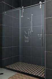 Glass Shower Sliding Doors Frameless Shower Sliding Shower Doors 18 Glass Shower Sliding Doors Nz