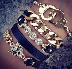 fashion bracelet ebay images New sexy fashion gold or silver tone handcuff bracelet anklet jpg