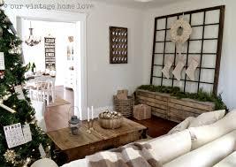 Lenox Home Decor Our Vintage Home Love 2012 Christmas Decor Ideas