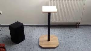 ikea d i y speaker stands stojany na reproduktory youtube