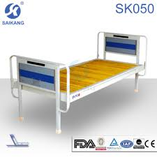 hospital bed side rails metal bed frame wheels nursing bed buy
