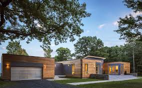 every day is earth day in these sustainable homes herd the if houses had an organic label this one would quality bluhomes is a leader in cutting edge sustainable homes built with proven modular construction