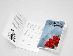 funeral programs online funeral program template for funeral program edit and get pdf online