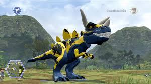 tutorial lego jurassic world ps3 lego jurassic world customize create dinosaur tyrannosaurus rex