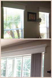 Living Room Window Curtains by I Curtains So I Made Cornices To U0027dress Up U0027 My