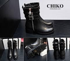 style motorcycle boots how ruby rose style all leather with biker boots