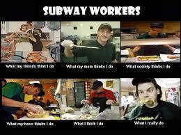 Subway Meme - subway workers
