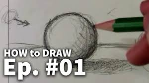 learn to draw 01 sketching basics materials youtube