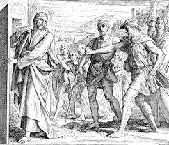 Blind Bartimaeus In The Bible Artwork From The Bible And Its Story Vol 9 U0026 10 Grace