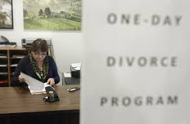 san diego court second in state to offer one day divorce the san