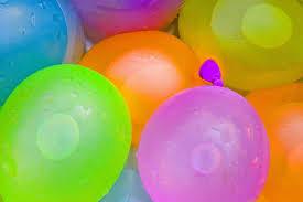 water balloons water balloon starfish therapies
