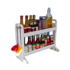 Flat Spice Rack Spice Racks Shop The Best Cooking Essentials Deals For Nov 2017