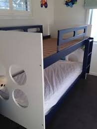 Mini Me Compact Bunk Frame Single Bunk Bed Love How This Is - Snooze bunk beds