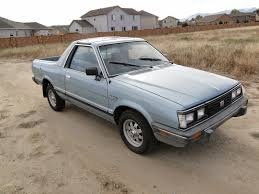 subaru brat for sale 2015 daily turismo 5k brat attack 1986 subaru brat