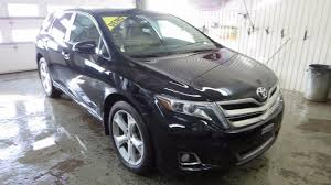 used 2015 toyota venza for used 2015 toyota venza v6 awd limited in rivière du loup used