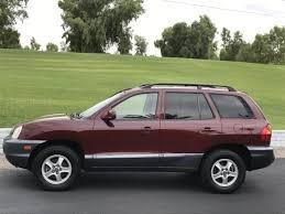 2004 hyundai suv hyundai santa fe gls car connection llc