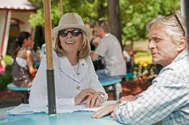 wait what michael douglas and diane keaton open up about