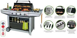 cuisiner avec barbecue a gaz barbecue de jardin gaz cing gaz adelaide acheter comparer prix