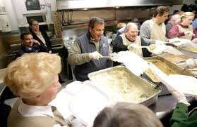 thanksgiving soup kitchen volunteer new jersey kitchen cabinets