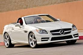 convertible mercedes 2004 2016 mercedes benz slk class convertible pricing for sale edmunds