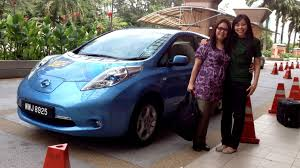 nissan almera year end promotion nissan leaf to be used as myteksi cabs on earth day