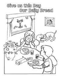 free lord u0027s prayer coloring pages for children and parents
