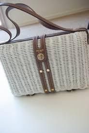 schaub u0027s closet sale sold kate spade wicker handbag