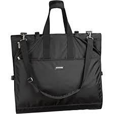 Wedding Dress Bag Amazon Com Wallybags 66 Inch Gown Length Tri Fold Destination
