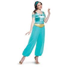 women u0027s aladdin disney princess jasmine deluxe costume target