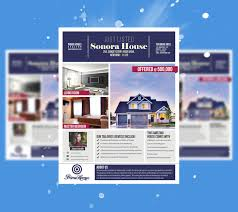 real estate brochure templates psd free download best samples