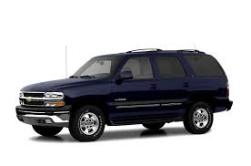 2003 chevrolet tahoe new car test drive