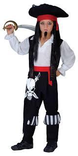 pirate captain blackheart boys fancy dress kids child dressing up