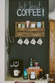 25 best coffee chalkboard ideas on pinterest coffee menu i like the love coffee cup decor idea create a diy coffee bar with pallet shelves and a chalkboard wall