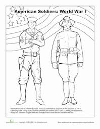 u s soldiers coloring pages education com