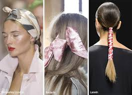 hair accessories hair summer 2018 hair accessory trends glowsly