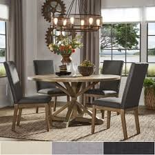 unique wood dining room tables kitchen dining room sets for less overstock com