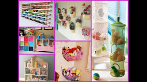 Best Toy Organizer by 25 Genius Storage Ideas For Kid U0027s Room Diy Toy Storage Youtube