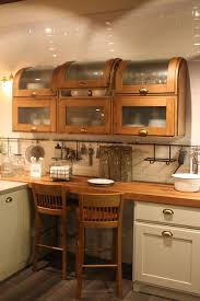 Retro Style Kitchen Cabinets Wood Kitchen Cabinets Just One Way To Feature Natural Material