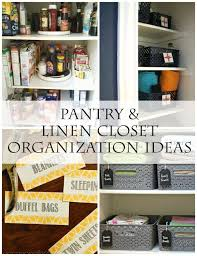 linen closet organization plus an ultimate cleaning and