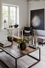 House Decorating Styles Black And White Decorating In Eclectic Style With Industrial