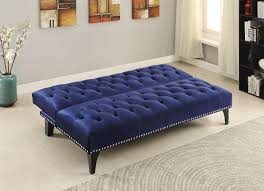 sofa beds and futons u2013 transitional sofa bed with velvet