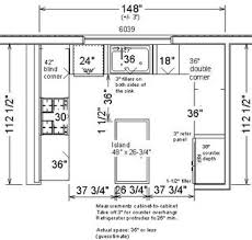 kitchen layouts dimension interior home page standard dimensions in kitchen design interior home page from great