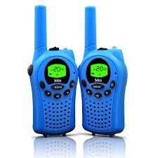 amazon com walkie talkies for kids 22 channel walkie talkies 2