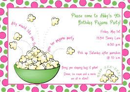 pajama party invitations marialonghi com