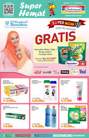 Pasta Gigi Di Alfamart katalog promo indomaret 1 15 februari 2018 katalog promosi terbaru